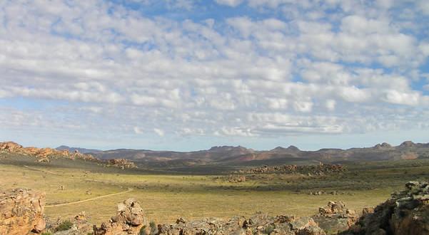 Cederberg, Sudafrica. Author and Copyright Marco Ramerini.