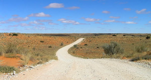 Kalahari, Sudafrica. Author and Copyright Marco Ramerini
