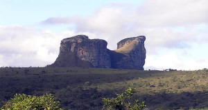 Morro do Camelo, Chapada Diamantina, Bahia, Brasile. Author and Copyright Marco Ramerini