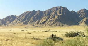 Naukluft Mountains (Naukluftberge), Namib-Naukluft N.P., Namibia. Author and Copyright Marco Ramerini.