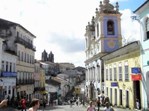 Salvador de Bahía, Bahía, Brasile. Author and Copyright Marco Ramerini