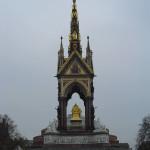 Albert Memorial, Kensington Gardens, Londra. Author and Copyright Niccolò di Lalla