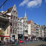 Amsterdam, Paesi Bassi. Author Владимир Шеляпин. No Copyright
