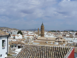 Antequera, Andalusia, Spagna. Author and Copyright Liliana Ramerini