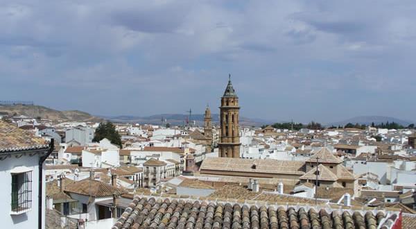 Antequera, Andalusia, Spagna. Author and Copyright Liliana Ramerini