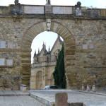 Arco de los Gigantes, Antequera, Andalusia, Spagna. Author and Copyright Liliana Ramerini