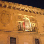 Ayuntamiento, Baeza, Andalusia, Spagna. Author and Copyright Liliana Ramerini