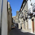 Baeza, Andalusia, Spagna. Author and Copyright Liliana Ramerini