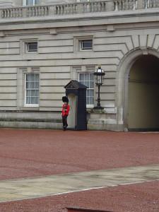 Buckingham Palace, Londra. Author and Copyright Niccolò di Lalla.