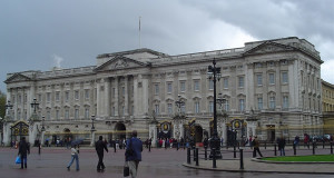 Buckingham Palace, Londra. Author and Copyright Niccolò di Lalla