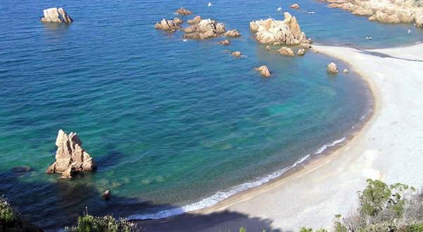 Cala Tinnari, Sardegna, Italia. Author and Copyright Marco Ramerini