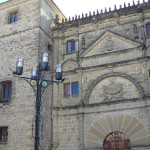 Casa de las Torres, Ubeda, Andalusia, Spagna. Author and Copyright Liliana Ramerini