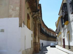 Ecija, Andalusia, Spagna. Author and Copyright Liliana Ramerini