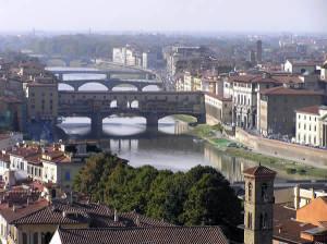 Firenze, Italia. Autore e Copyright Marco Ramerini