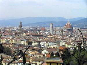 Firenze, Toscana, Italia. Autore e Copyright Marco Ramerini