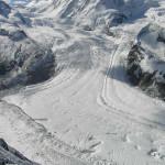 Ghiacciaio, Gornergrat, Zermatt, Svizzera. Author and Copyright Marco Ramerini
