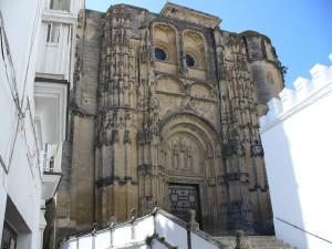 Iglesia Parroquial de Santa María de la Asunción, Arcos de la Frontera, Andalusia, Spagna. Author and Copyright Liliana Ramerini