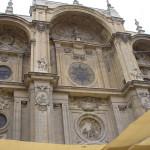 La Cattedrale di Granada, Andalusia, Spagna. Author and Copyright Liliana Ramerini