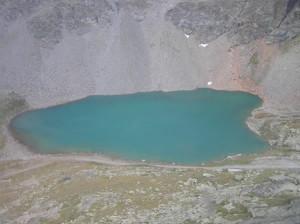 Lago del Ghiacciaio Diavolezza, Grigioni, Svizzera. Author and Copyright Marco Ramerini