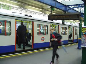 Metropolitana di Londra. Author and Copyright Niccolò di Lalla