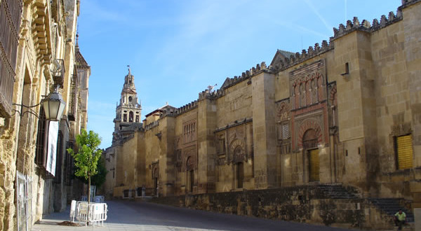 Mezquita-Cattedrale, Cordoba, Andalusia, Spagna. Author and Copyright Liliana Ramerini