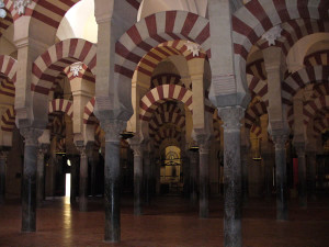 Mezquita, Cordoba, Andalusia, Spagna. Author and Copyright Liliana Ramerini