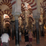 Mezquita, Cordoba, Andalusia, Spagna. Author and Copyright Liliana Ramerini.