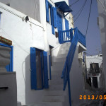 Mikonos, Grecia. Author and Copyright Liliana Ramerini