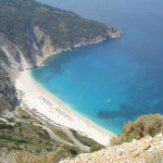 Mirthos, Cefalonia, Ionie, Grecia. Author and Copyright Niccolò di Lalla
