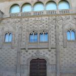 Palacio de Jabalquinto, Baeza, Andalusia, Spagna. Author and Copyright Liliana Ramerini