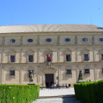 Palacio de Vázquez de Molina o de las Cadenas, Ubeda, Andalusia, Spagna. Author and Copyright Liliana Ramerini.