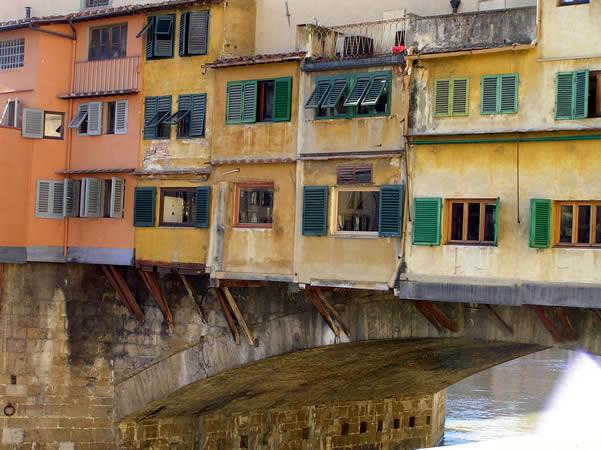 Ponte Vecchio, Firenze. Author and Copyright Marco Ramerini