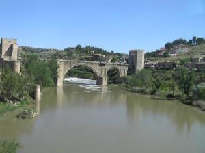 Puente de Alcántara, Toledo, Spagna. Autore e Copyright Marco Ramerini.
