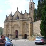 Real Colegiata de Santa María la Mayor, Antequera, Andalusia, Spagna. Author and Copyright Liliana Ramerini
