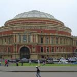 Royal Albert Hall, Londra. Author and Copyright Niccolò di Lalla