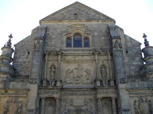 Sacra Capilla del Salvador, Ubeda, Andalusia, Spagna. Author and Copyright Liliana Ramerini.