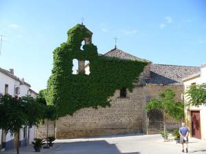 San Lorenzo, Ubeda, Andalusia, Spagna. Author and Copyright Liliana Ramerini