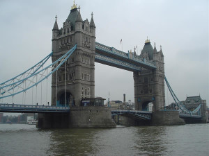 Tower Bridge, Londra. Author and Copyright Niccolò di Lalla