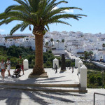 Vejer de la Frontera, Andalusia, Spagna. Author and Copyright Liliana Ramerini