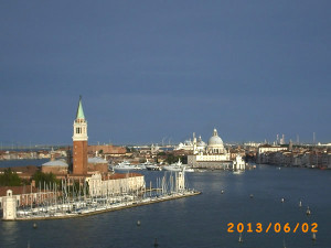 Venezia, Italia. Author and Copyright Liliana Ramerini....