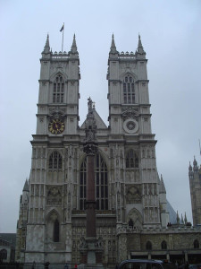 Westminster Abbey, Londra.. Author and Copyright Niccolò di Lalla