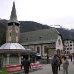Zermatt, Svizzera. Author and Copyright Marco Ramerini