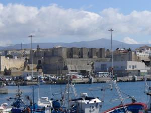 Tarifa, Costa de laLuz, Andalusia, Spagna. Author and Copyright Liliana Ramerini