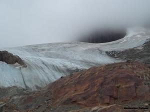 Glaciar Avear, Terra del Fuoco, Argentina. Autore e Copyright Guillermo Puliani