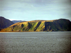 Isola Mageroya, Norvegia. Author and Copyright Marco Ramerini