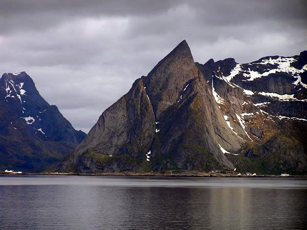Isole Lofoten. Autore e Copyright Marco Ramerini