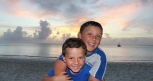 Ai Caraibi con i bambini. Le isole Bahamas. Autore e Copyright Marco Ramerini