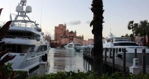 Atlantis Paradise Island, Atlantis Marina Village, Paradise Island, Nassau, New Providence, Bahamas. Autore e Copyright Marco Ramerini,
