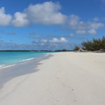 Cape Santa Maria Beach, Long Island, Bahamas. Author and copyright Marco Ramerini