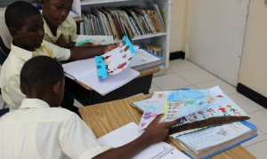 Glintons Primary School, Bahamas. Autore e Copyright Marco Ramerini